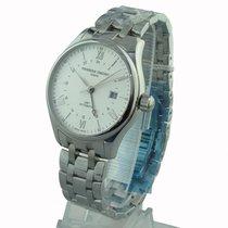 Frederique Constant Herren Uhr GMT Automatik FC-350S5B6B Neu