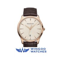 Jaeger-LeCoultre - MASTER ULTRA THIN DATE Ref. 1282510
