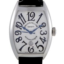 Franck Muller Mens Automatic Stainless Steel Watch 8880BSCDTBLCAC