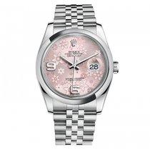 ロレックス (Rolex) Datejust 36mm Steel 116200 Mens Watch