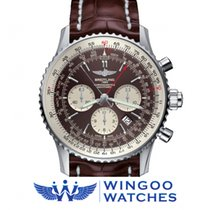 Breitling NAVITIMER RATTRAPANTE Ref. AB031021/Q615/756P/A20BA.1
