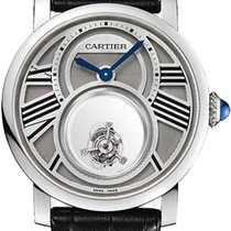 Cartier Rotonde De Double Tourbillon Mystery