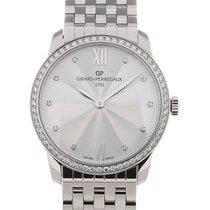 Girard Perregaux 1966 30 Gemstone Silver Dial