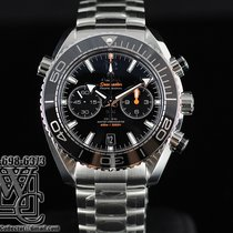 Omega Seamaster Planet Ocean Chronograph Steel 46mm