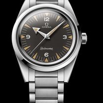 Omega Railmaster Omega Co-Axial Master Chronometer  The 1957