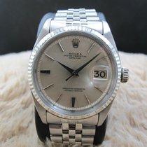 롤렉스 (Rolex) 1962 ROLEX DATEJUST 1601 SS ORIGINAL NON LUME...