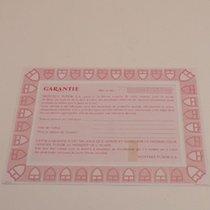 튜더 (Tudor) Warranty Certificate Ref: 79280