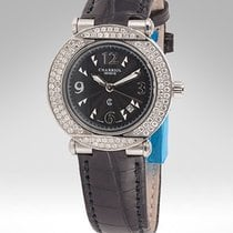 Charriol Colvmbvs Small Round with Diamonds
