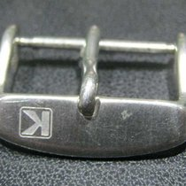 Kienzle vintage stainless steel  buckle mm 20