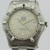 TAG Heuer Professional 200 m WE111R Steel