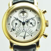 Franck Muller Moonphase Perpetual Calendar 18k Chronograph