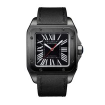 Cartier Santos 100  Mens Watch Ref WSSA0006