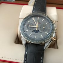 Omega Speedmaster Moonphase Steel/Gold