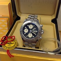 Breitling Superocean Chronograph A13340 - Box & Papers 2004