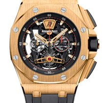 Audemars Piguet Royal Oak Offshore Tourbillon Chronograph 18K...