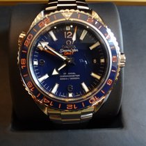 Omega Planet  Ocean 600M  Co-Axial GMT 43,5 MM GoodPlanet