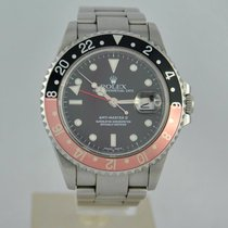 Rolex GMT-Master II Never Polished