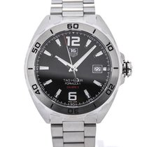 TAG Heuer Formula 1 Automatic 41 Stainless Steel Black Dial
