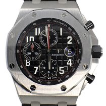 Audemars Piguet Royal Oak Offshore Black Theme 26470ST...