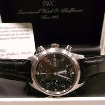 IWC Pilot Chronograph   FULL SET
