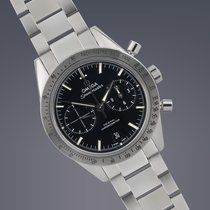 Omega Speedmaster '57 Co-axial chronograph FULL SET OMEGA...