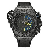 Hublot King Power Oceanographic 100M 48mm Automatic Carbon...