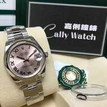 Rolex Cally - 178240 31mm Datejust Pink Roman [NEW]