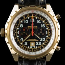 Breitling Chrono-Matic 24H - RED GOLD - BOX & PAPERS
