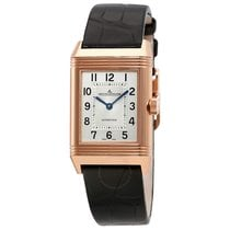 Jaeger-LeCoultre Reverso Classic Medium Duetto Silvered...