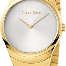 ck Calvin Klein Whirl K8A23546 Damenarmbanduhr Spangenuhr