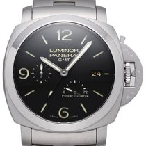 パネライ (Panerai) Luminor 1950 3 Days GMT Power Reserve PAM347...