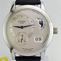 Glashütte Original Panomatic Lunar Tainless Steel REF 90-02-02...