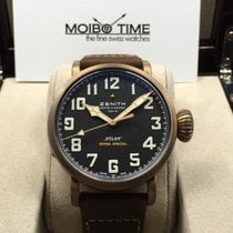 Ζενίθ (Zenith) PILOT TYPE 20 EXTRA SPECIAL BRONZE 45 MM [NEW]