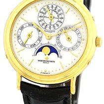 Vacheron Constantin Perpetual Calendar Strapwatch.