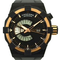 Concord C1 World Timer