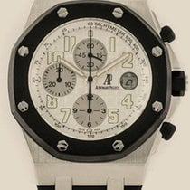 愛彼 (Audemars Piguet) Royal Oak Offshore  Chronograph Steel
