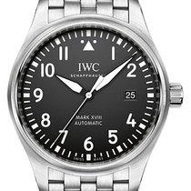 IWC Pilot's Watch Mark XVIII Stainless Steel Bracelet...