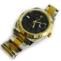 Rolex Datejust Il 41mm Ouro & Aço 2012