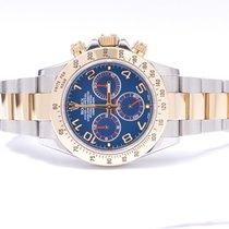 Rolex Daytona Blue Arabs 116523