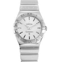 Omega Watch Constellation Ladies 123.10.24.60.02.002