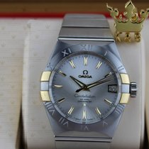 歐米茄 (Omega) 23.20.38.21.02.005  Constellation  Slv Dial