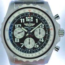 Breitling Mans Automatic Wristwatch Chronograph Chronospace