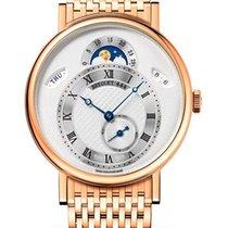 Breguet Brequet Classique 7337 18K Rose Gold Men's Watch