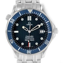 Omega Seamaster 300m Blue Dial Automatic Mens Watch 2531.80.00