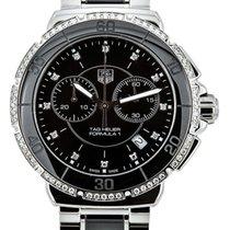 Ταγκ Χόιερ (TAG Heuer) Formula 1 Damen Chronograph Diamanten