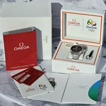 Omega Speedmaster Mark Ii Rio 2016 Olympic Limited Edition Nuovo