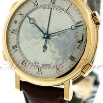 Breguet Classique Reveil Musical, Silver Dial - Yellow Gold on...