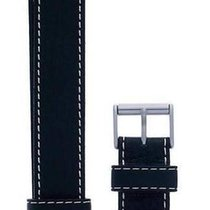 Hamilton Khaki Pioneer Lederband dunkelbraun 21/20mm H600.604.102