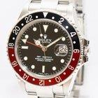 ロレックス (Rolex) Rolex GMT Master Fat Lady  Stahl 16760 Box Bj.87-88
