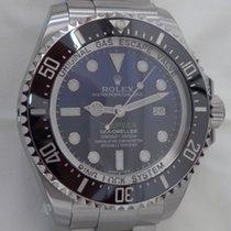 Rolex SEA DWELLER DEEP SEA D-BLUE 116660